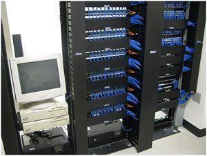 alexandria network cabling